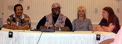 Band of Gypsys Press Conference, Sept. 15, 1998